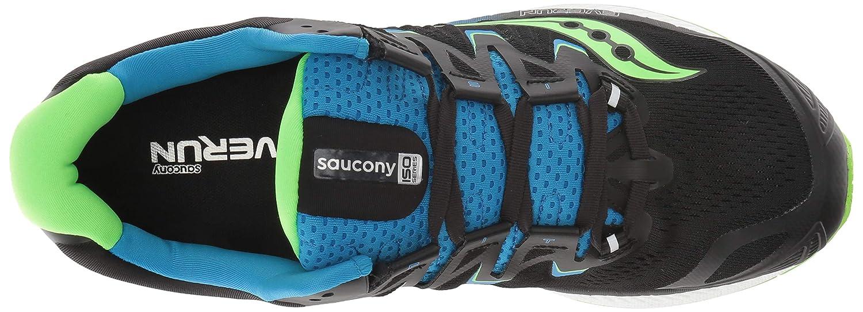 Saucony Men's Triumph ISO 4 4 4 schwarz Slime Blau 7.5 D US 03969e