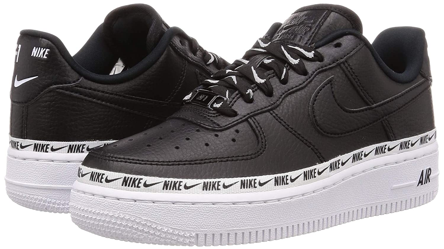 Original Official Nike Air Force 1 '07 SE Premium Women Skateboarding Shoes Trainers Sports Outdoor Footwear 2019 New AH6827 002