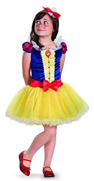 Amazon.com: Snow White – Disfraz de tutu Prestige Kids: Toys ...