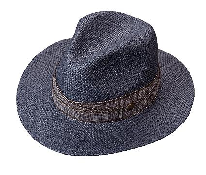 Broner Ladies Stylish Fedora Hat with Wrap Around Band f694229eb42