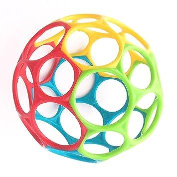Oball 10340 - Bola de colores: Amazon.es: Bebé