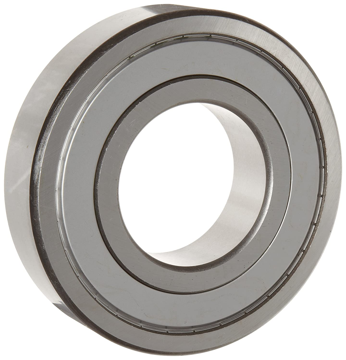 WJB 6316-ZZ Deep Groove Ball Bearing, Double Sheilded, Metric, 80mm ID,  170mm OD, 39mm Width, 27600lbf Dynamic Load Capacity, 19500lbf Static Load  Capacity: ...
