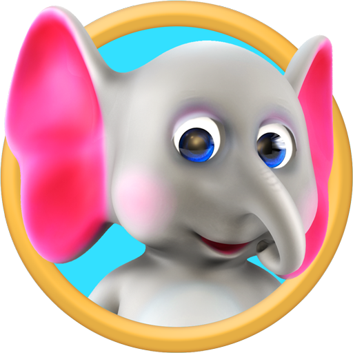 My Talking Elephant - Virtual Pet (Dress Up Dogs)
