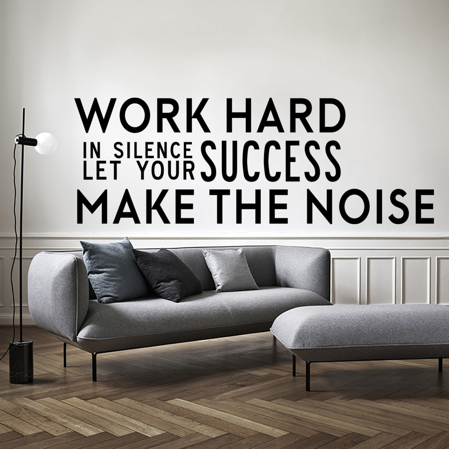 Amazon Work Hard In Silence And Let Your Success Make The Noise