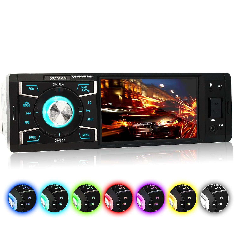 XOMAX XM VRSUBT radio para coche coche  cm pantalla de alta