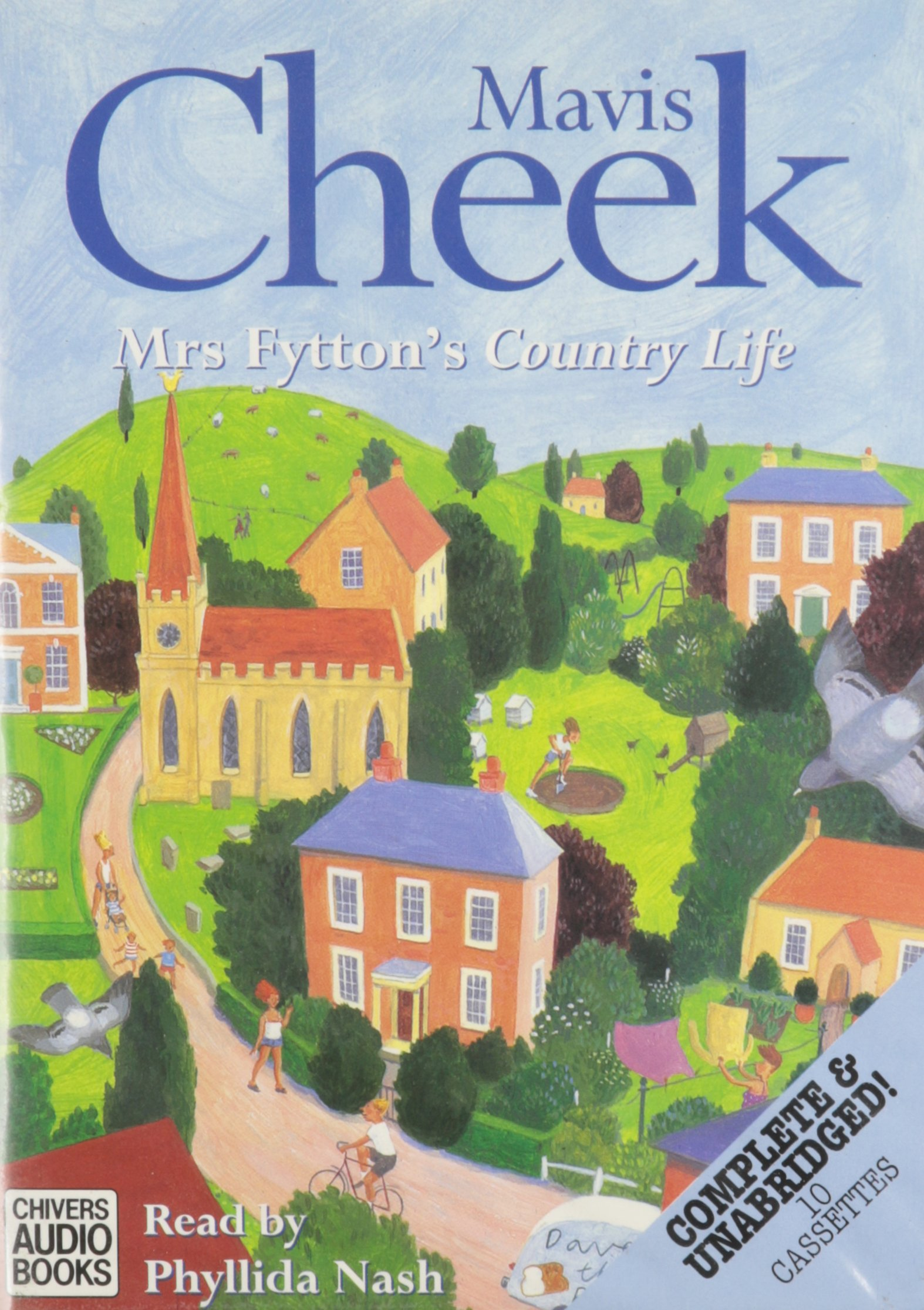 Mrs Fytton s Country Life Mavis Cheek Amazon