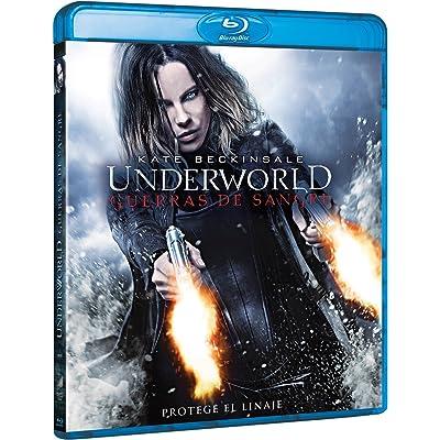 Underworld: Guerras De Sangre [Blu-ray]