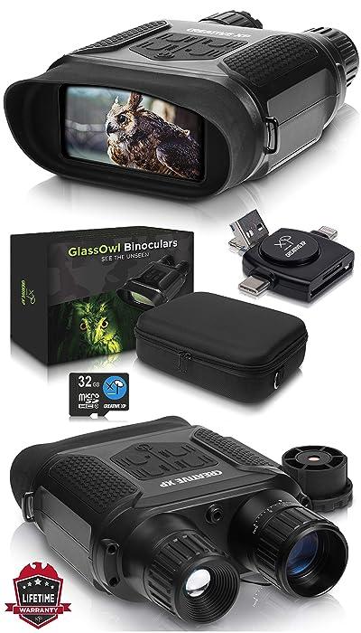 CREATIVE XP Digital Night Vision Binoculars