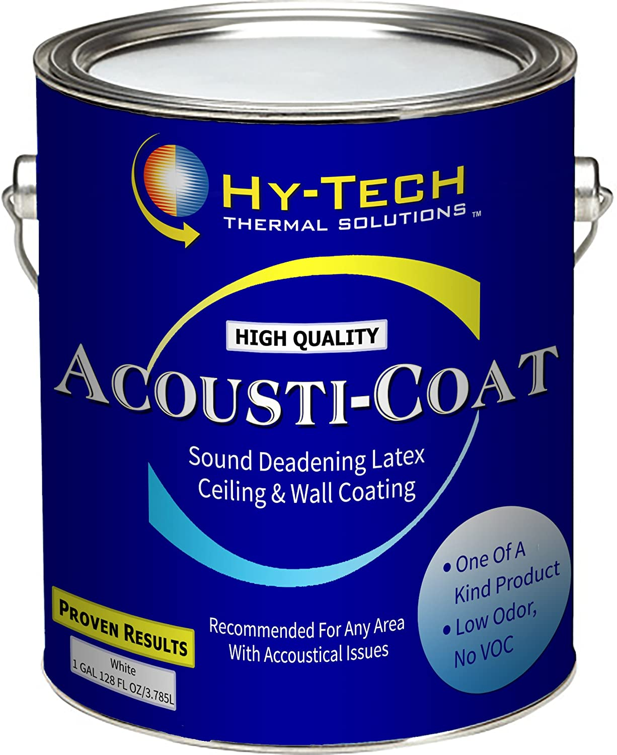 Acousti Coat Sound Deadening Paint 1 Gallon