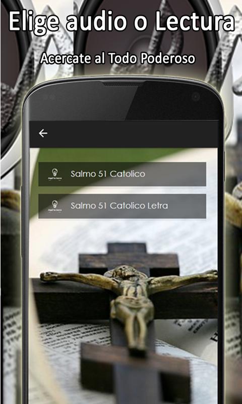 Amazon com: Salmo 51 Biblia Catolica: Appstore for Android