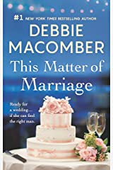 This Matter of Marriage Kindle Edition