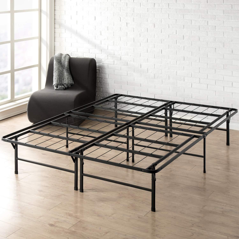 Best Price Mattress 14 Inch Premium Steel Bed Frame Platform Bed – Twin