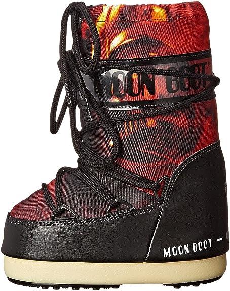 Toddler//Little Kid//Big Kid MOONBOOT 34000200C Star Wars? Classic Junior Fire Tecnica Unisex Moon Boot?