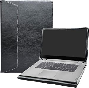 "Alapmk Protective Case for 15.6"" Lenovo ideapad C340 15 C340-15IWL & Acer Aspire 5 15 A515-54 A515-54G A515-44/Aspire 3 15 A315-23 A315-55G A315-44 Laptop[Not fit Aspire 5 A515-52 A515-51G],Black"