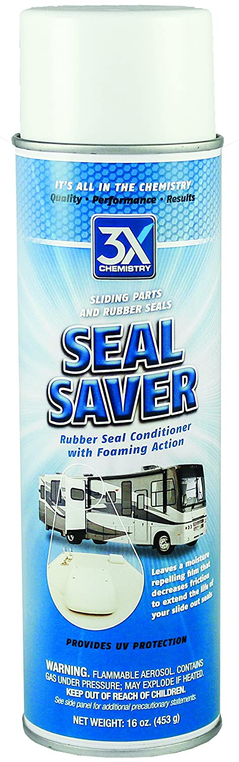 3X:Chemistry 99032 'Seal Saver' Rubber Seal Conditioner - 16 oz.