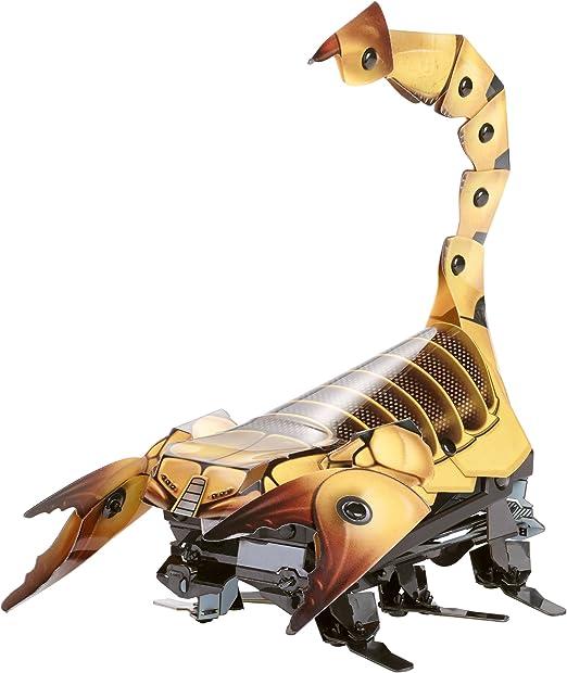 Kamigami Scarrax Robot de escorpión Marrón N A