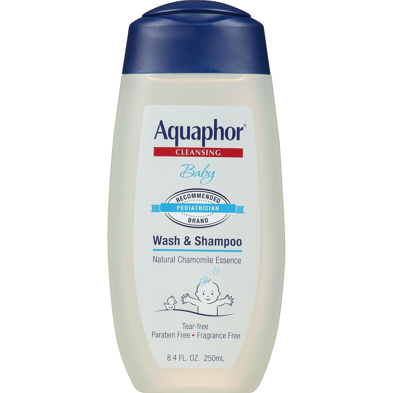Aquaphor Baby Gentle Wash & Shampoo 8.4 Fluid Ounce