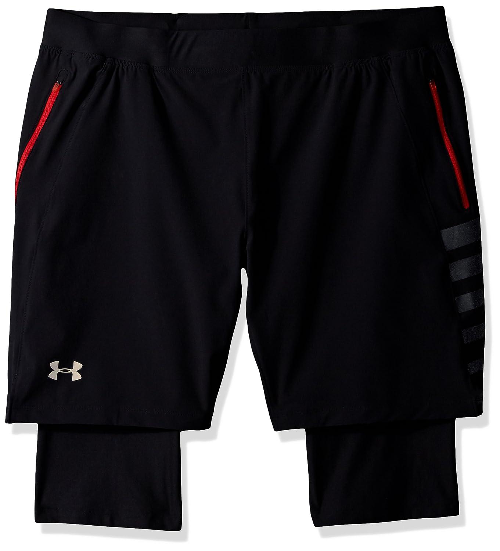 Under Armour Men's Speedpocket Long 2-in-1 Shorts Under Armour Apparel 1305221