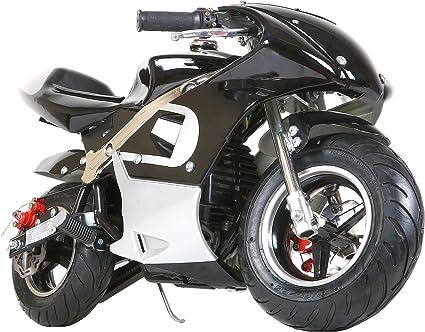 Amazon.com: Kid Mini Ninja Gas Power Pocket Bike Motorcycle ...