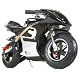 Kid Mini Ninja Gas Power Pocket Bike Motorcycle EPA Approved 40CC 4-Stroke Ride-on Toy