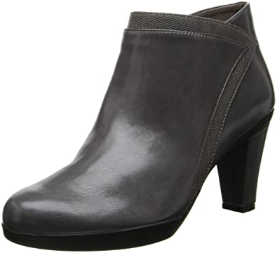 LifeStride Women's Han Boot,Gray,6 ...