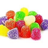 Old-Fashioned Gummi Spice Drops Candy, 1 Lb. Bag