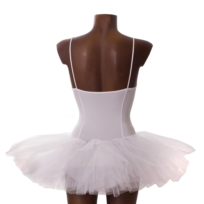 GISI Danse Lycra Body Tut/ù pour la Danse classique-100/% fabriqu/é en Italie