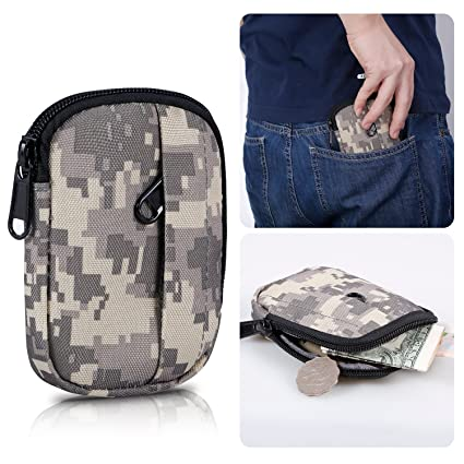 bf6ba276bef9 Amazon.com   BIENNA Small Tactical Pouch