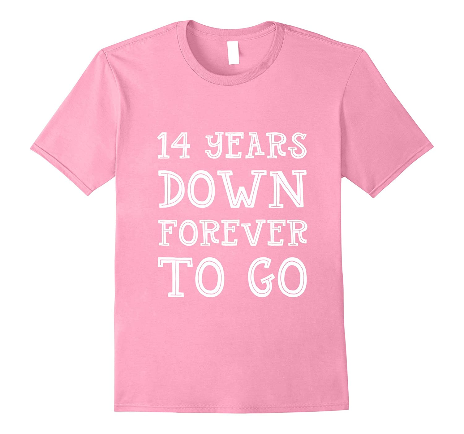 14th Wedding Anniversary Gift Ideas: 14th Wedding Anniversary Gift 14 Years Down Forever To Go