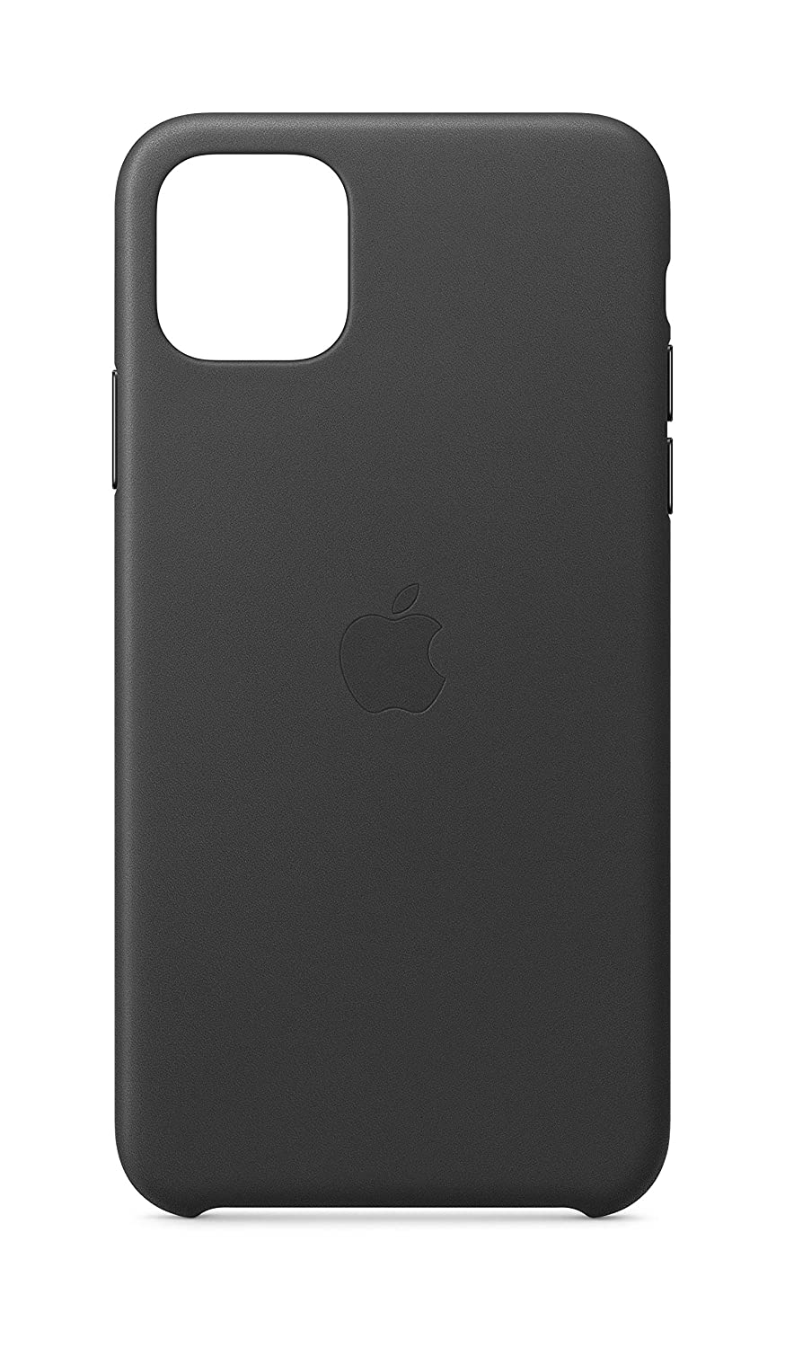 Funda Oficial De Apple Cuero Para iPhone Pro Max, Negra