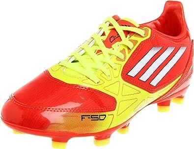 adidas F10 TRX FG Soccer Cleat (Little