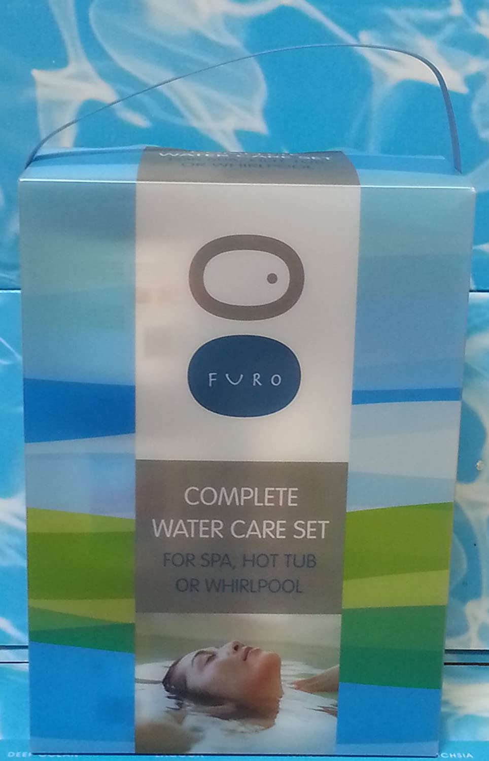Complete Water Care Kit for Spa, Hot Tub or Jacuzzi: Amazon.co.uk ...
