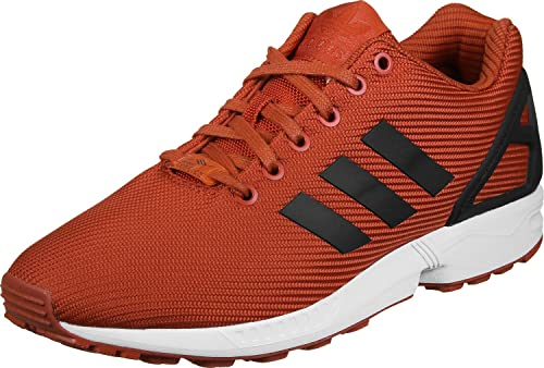reputable site 729df 27603 adidas ZX Flux Shoes Chili/Black/White: Amazon.co.uk: Shoes ...