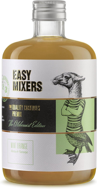 EASY MIXERS: MINT ORANGE - Menta & Naranja - Cocktail Premix ...
