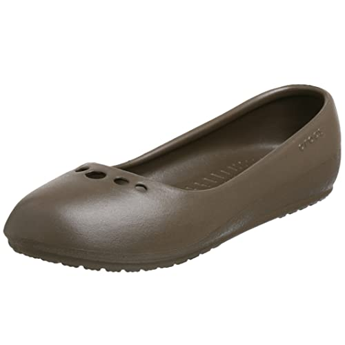 Details about Ladies Crocs Casual Ballerina Shoes Prima
