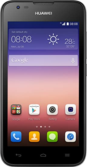 Huawei Y550 - Smartphone libre Android (pantalla 4.5