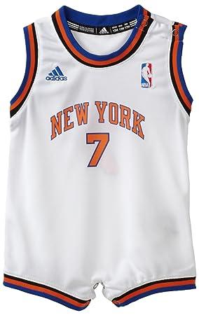 buy online 61bec fe5a3 NBA Infant York Knicks Carmelo Anthony Home Onesie Jersey ...