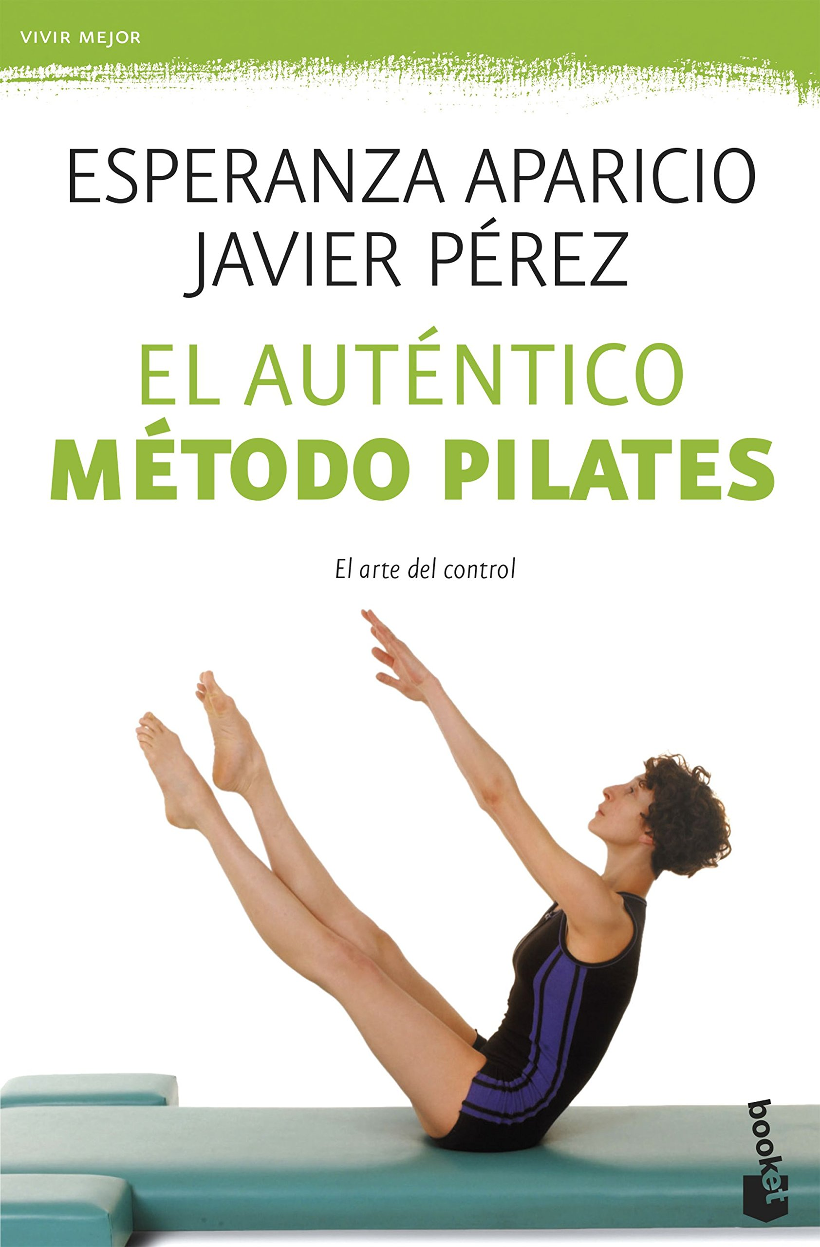 El auténtico método Pilates (Vivir Mejor): Amazon.es: Esperanza ...