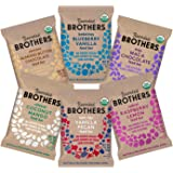 Bearded Brothers Vegan Organic Energy Bar   Gluten Free, Paleo and Whole 30   Soy Free, Non GMO, Low Glycemic, Packed with Pr