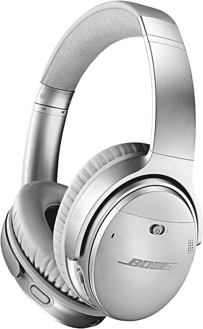 Bose QuietComfort 35 wireless headphones II ワイヤレスノイズキャンセリングヘッドホン Amazon Alexa搭載 シルバー QuietComfort35 II SLV