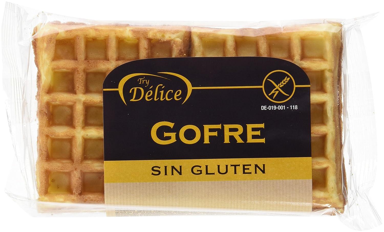 Gofres sin gluten