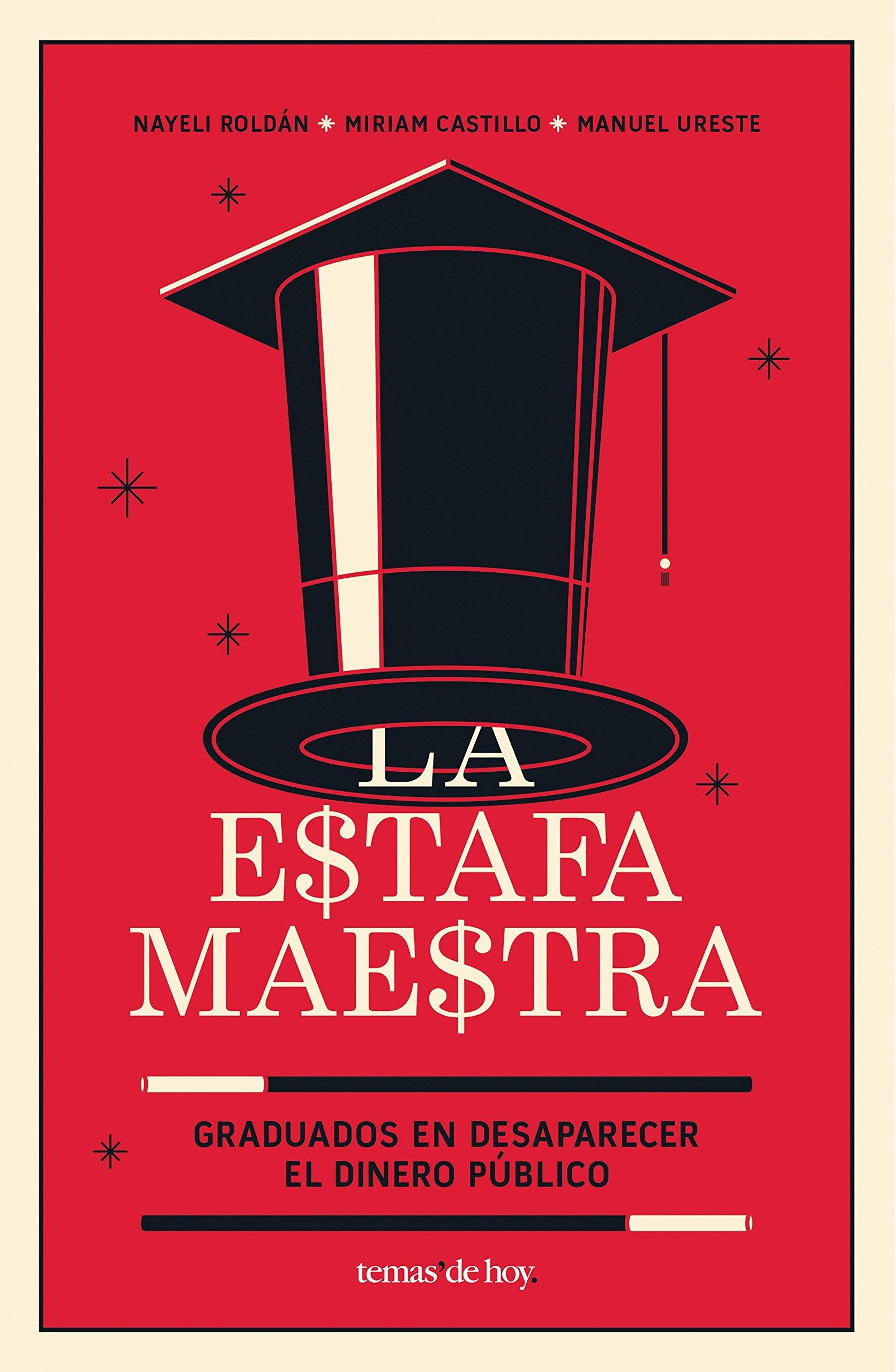 La estafa maestra: Manuel; Castillo Moya, MIriam Ureste Cava ...
