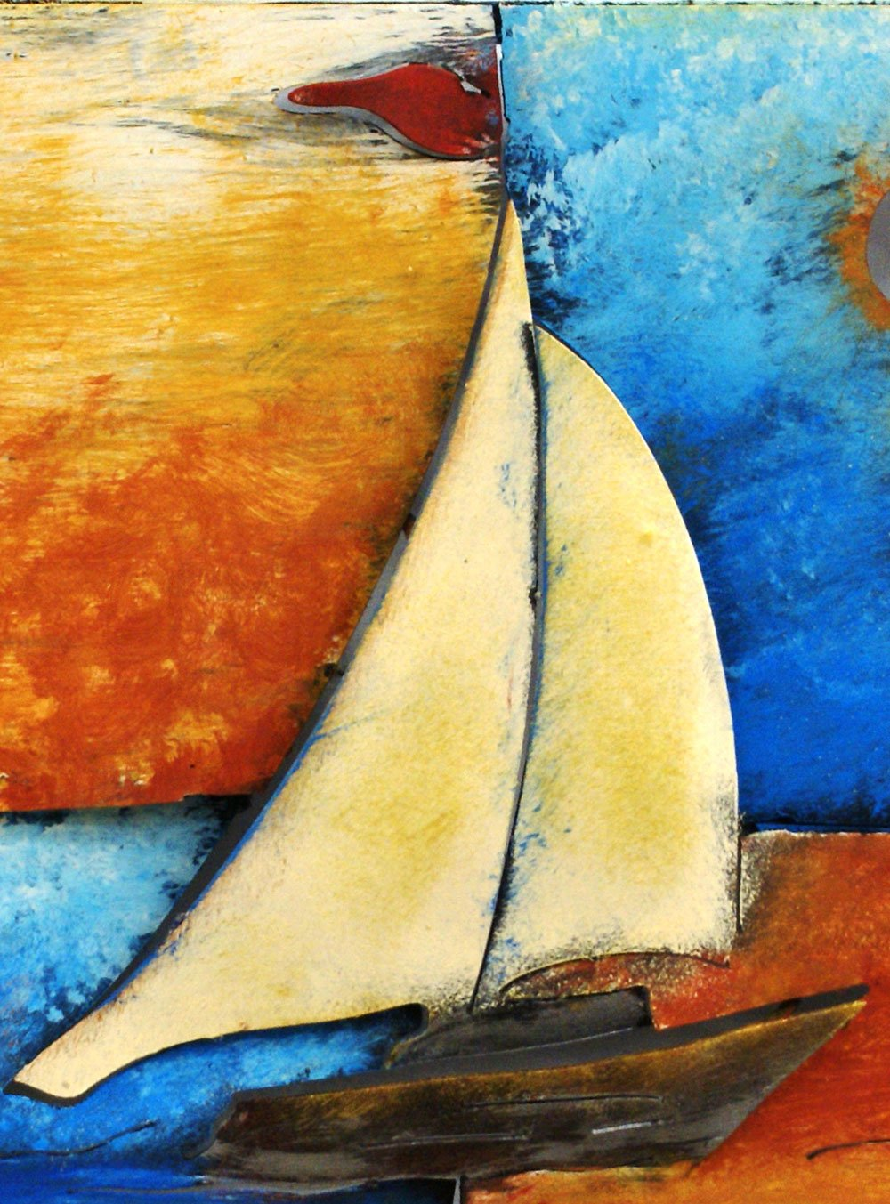 Best Sailboat Metal Wall Art Images - The Wall Art Decorations ...