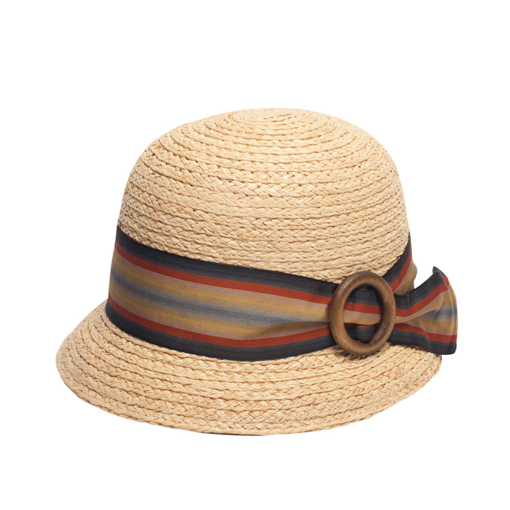 Goorin Bros. Allison Straw Cloche Hat