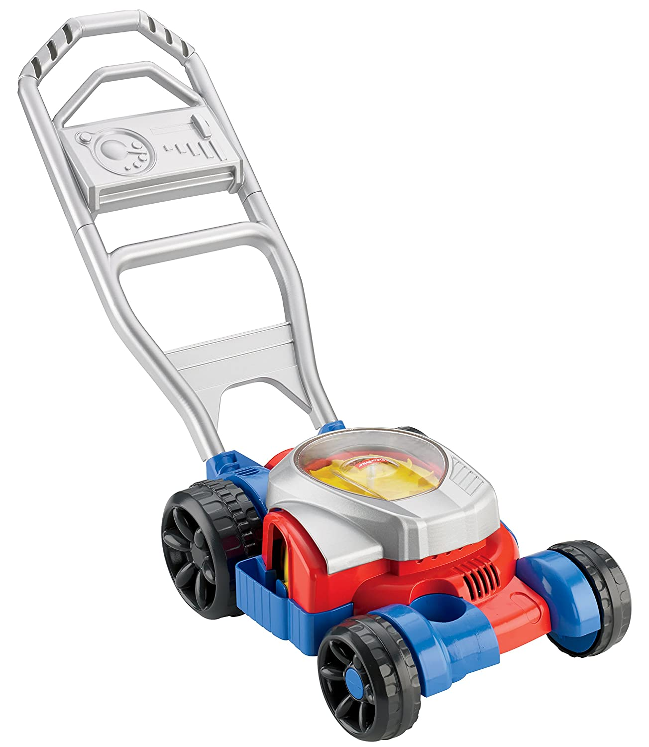 Amazon Fisher Price Bubble Mower Toys & Games