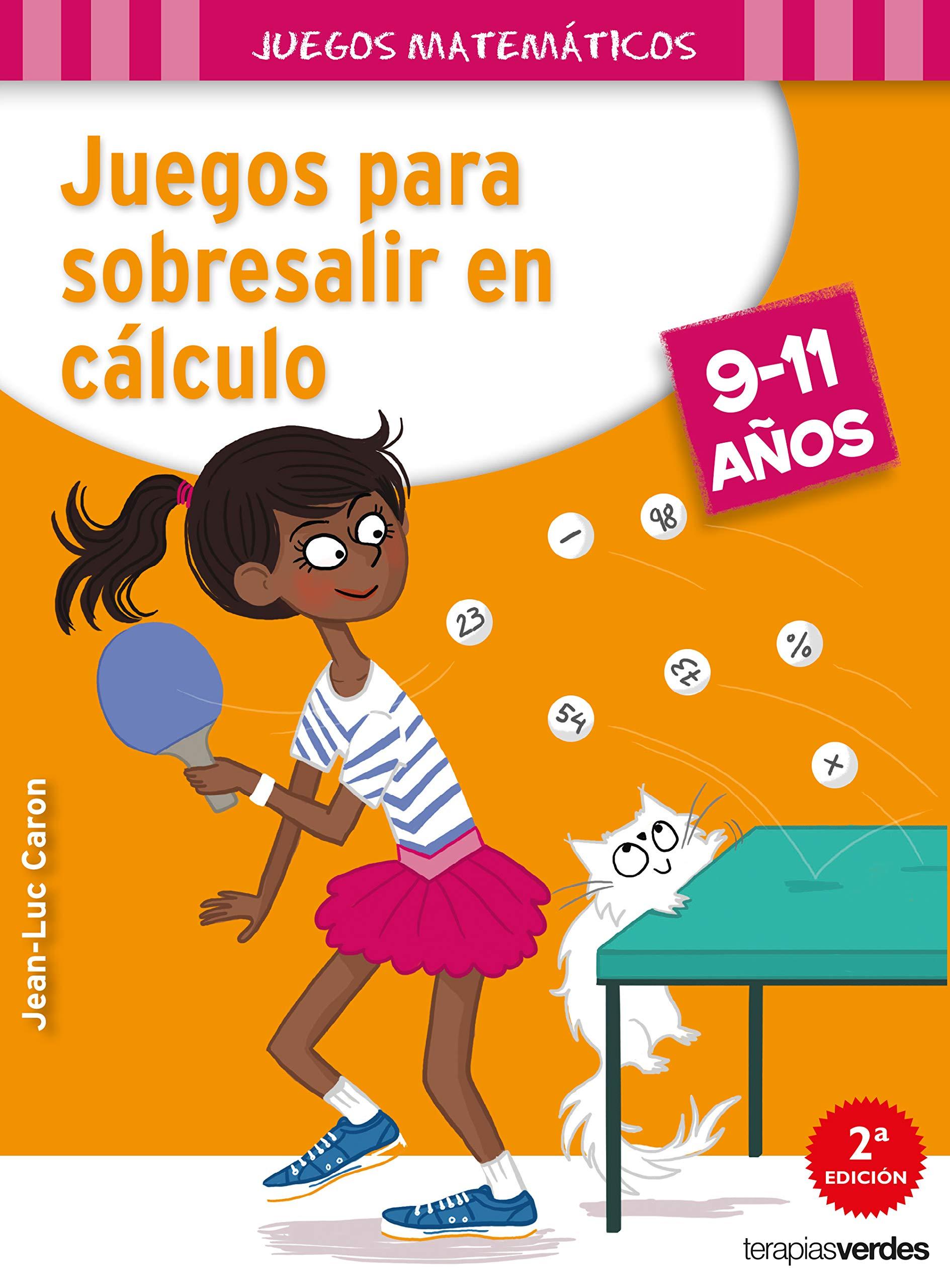 Juegos para sobresalir en cálculos Terapias Juegos Didácticos: Amazon.es:  R. ROUGIER, J. L. CARON, Susana Peralta Lugones: Libros