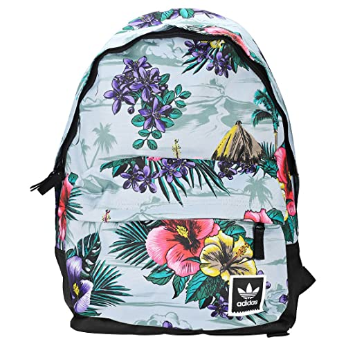 da0da3f9d6f adidas Island Backpack Bags Blue Multicolour - One Size  Amazon.co ...