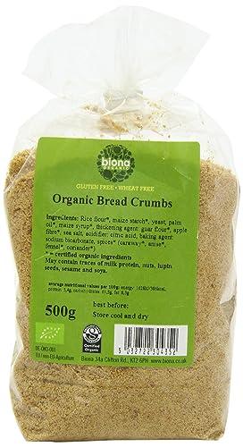 Biona Organic - Grifo para pan sin gluten, 17.64 oz: Amazon ...