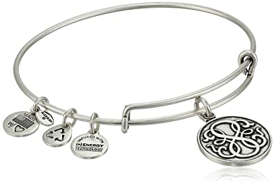 Alex and Ani Tree of Life III Expandable Rafaelian Bangle Bracelet oyzjoU