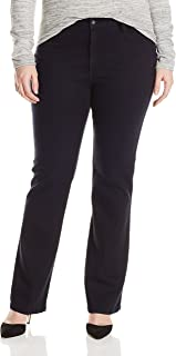 product image for James Jeans Women's Plus-Size Z Slim Leg Bootcut Jean In Solstice